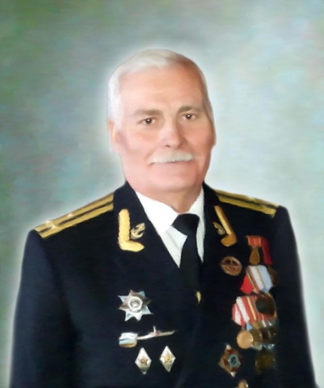 Портрет ветерана, стилизация